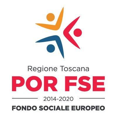 Logo POR FSE 2014-2020 Toscana